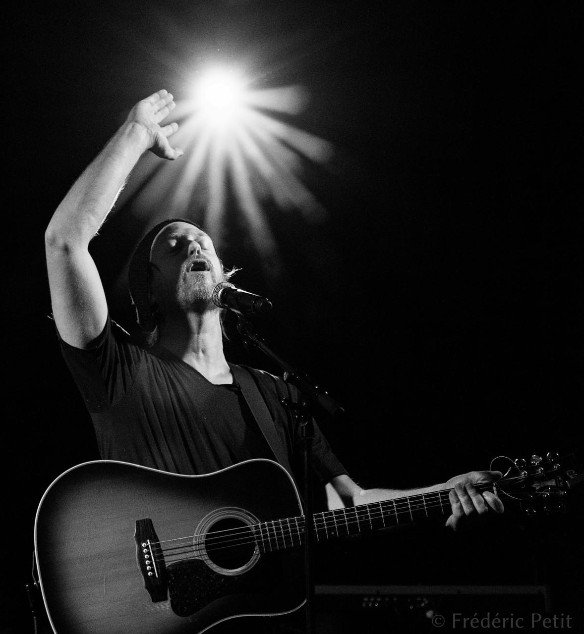 8 décembre 2015 - Mathieu Lippé @ Divan du Monde (Festival Aurores Montréal)