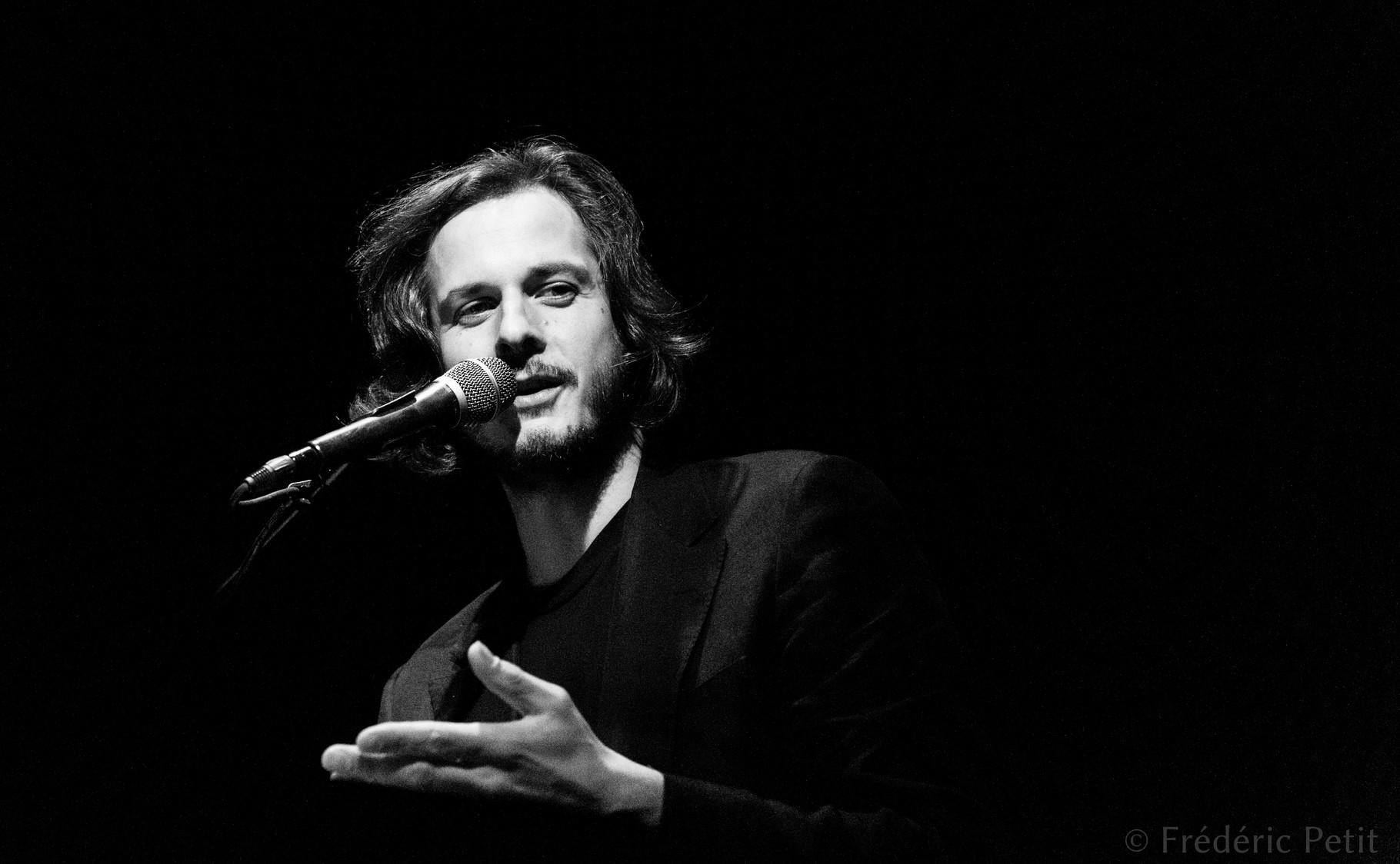 6 novembre 2015 - Simon Dalmais @ La Menuiserie