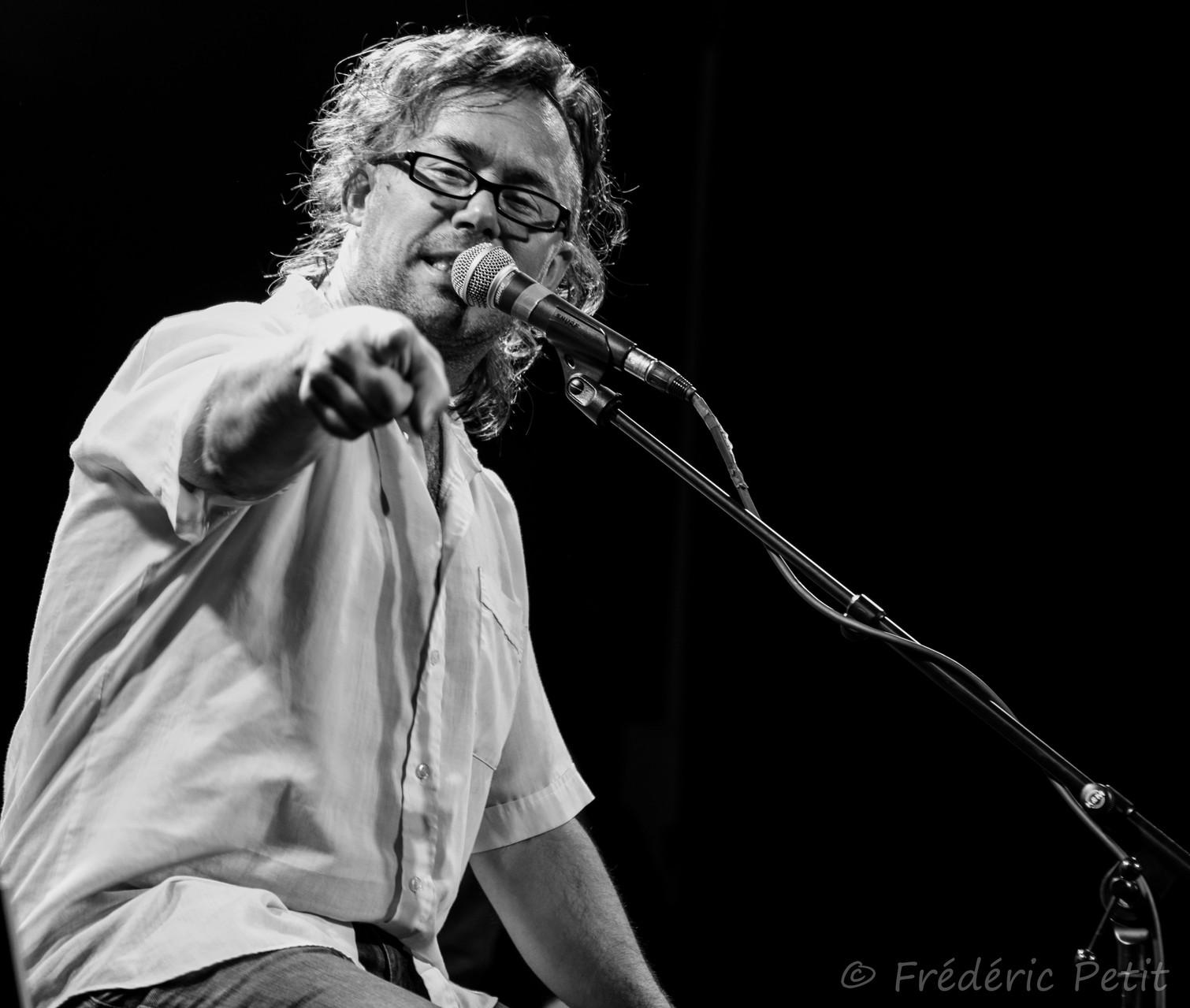 19 mai 2014 - Keith Kouna @ Pan Piper (Festival Aurores Montréal)