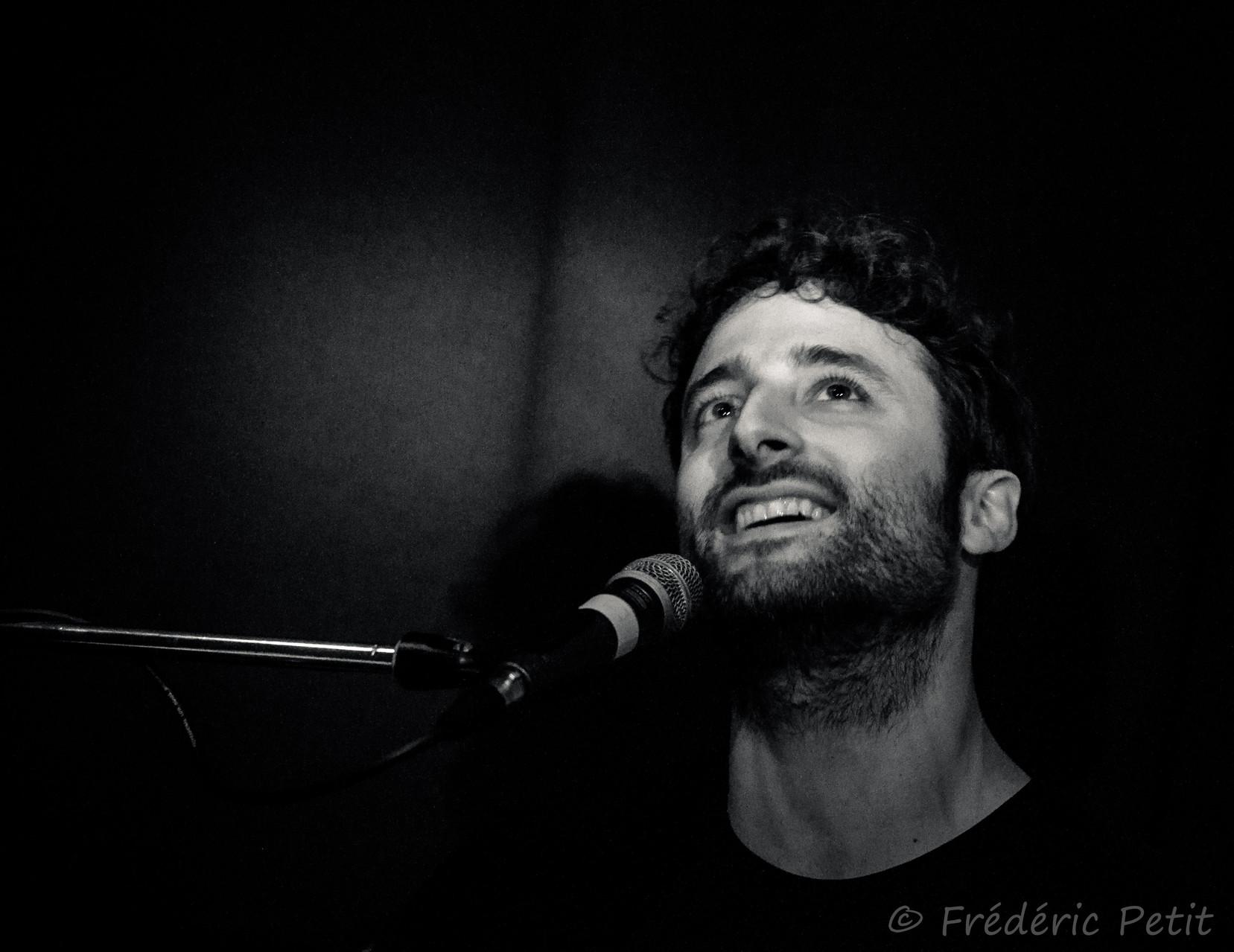 29 octobre 2013 - Louis-Jean Cormier @ Bouillon St Stef