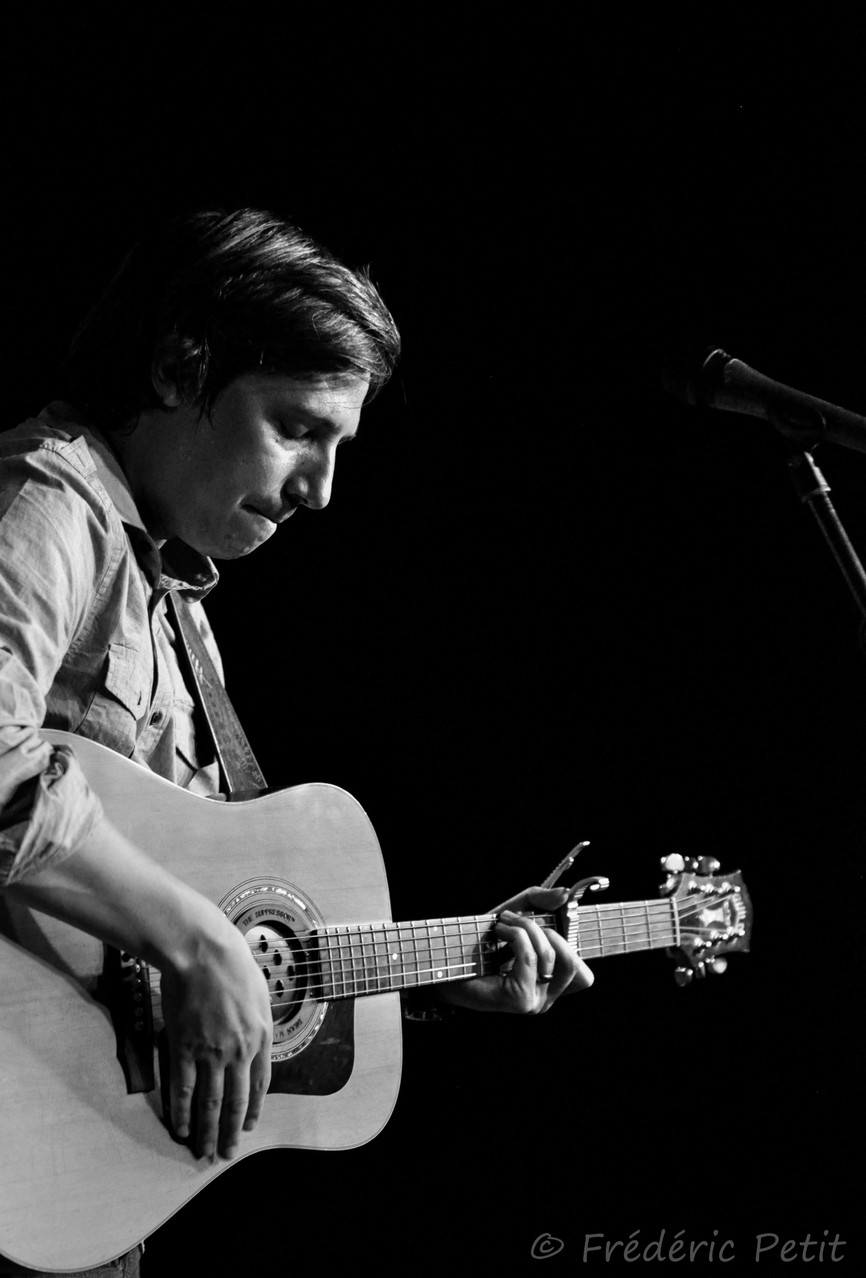 27 mai 2013 - André Papanicolaou @ Live Club (BE)