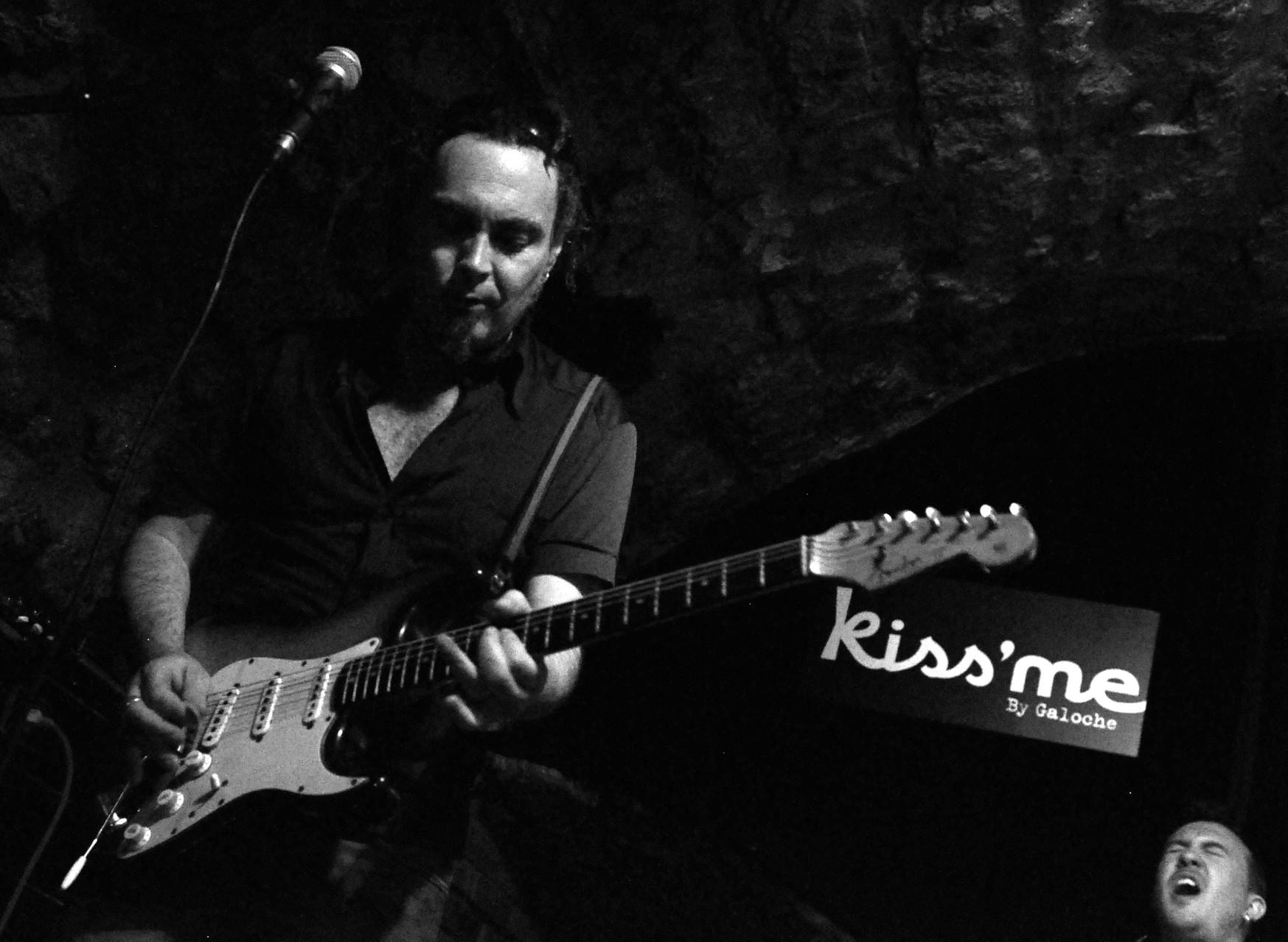 25 avril 2013 - Éric Sauviat Trio feat. Seb Chouard @ Kiss'Me
