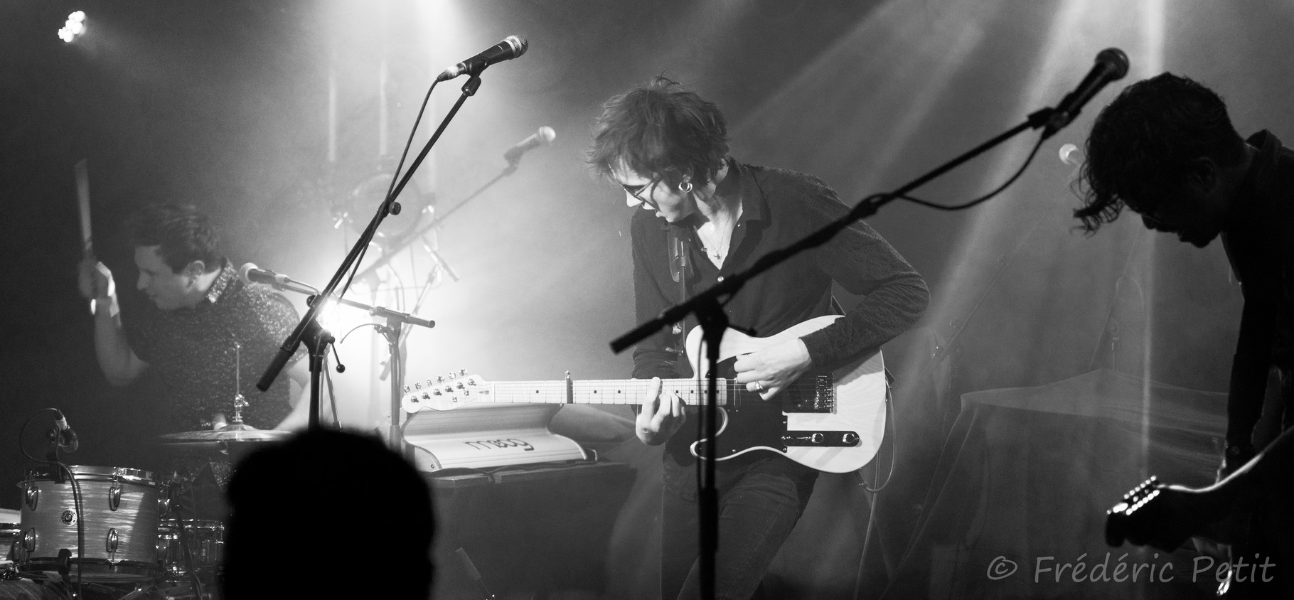 14 octobre 2015 - Radio Elvis @ La Boule Noire (MaMA Festival)