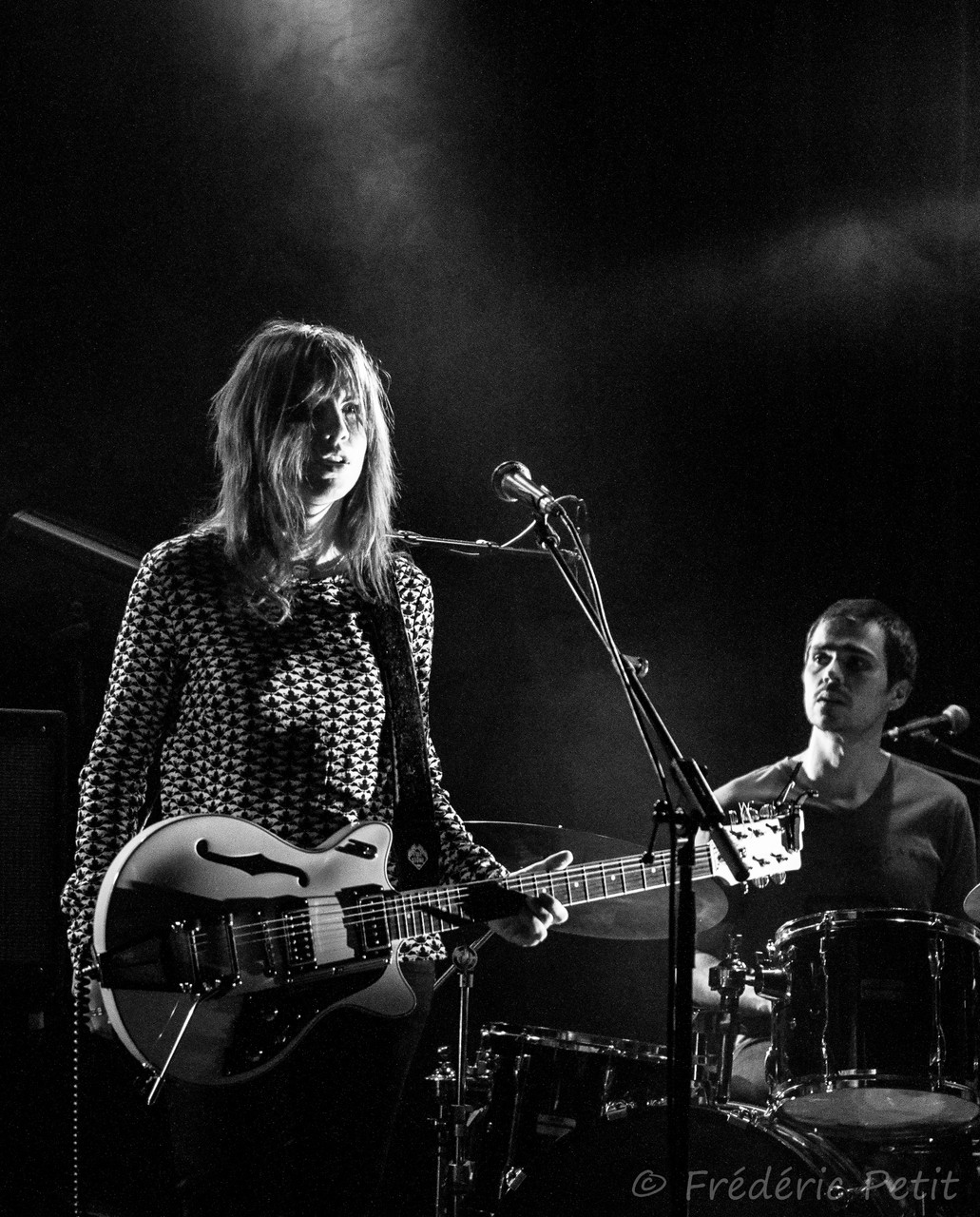 2 février 2015 - Émilie Marsh @ 3 Baudets