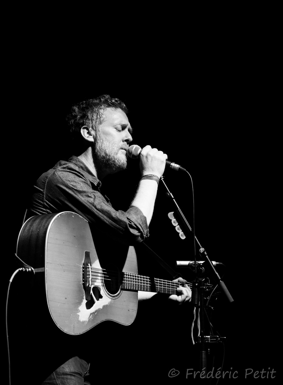29 septembre 2015 - Glen Hansard @ La Cigale