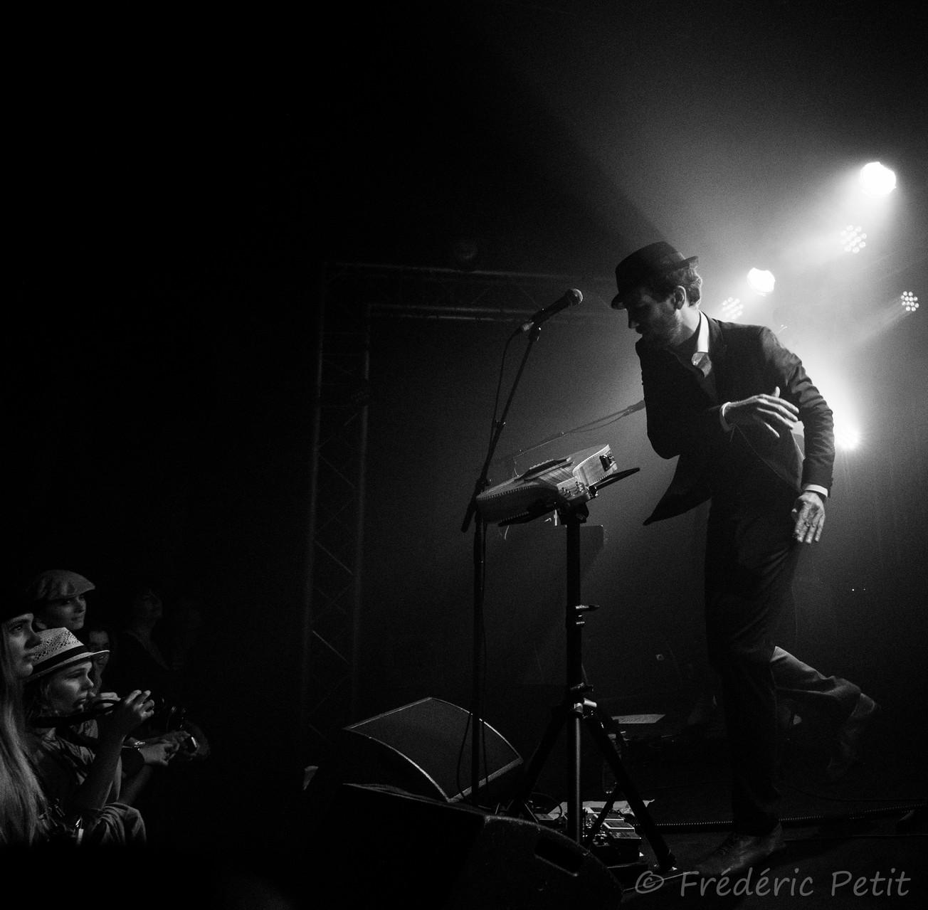 14 octobre 2014 - IGIT @ La Boule Noire
