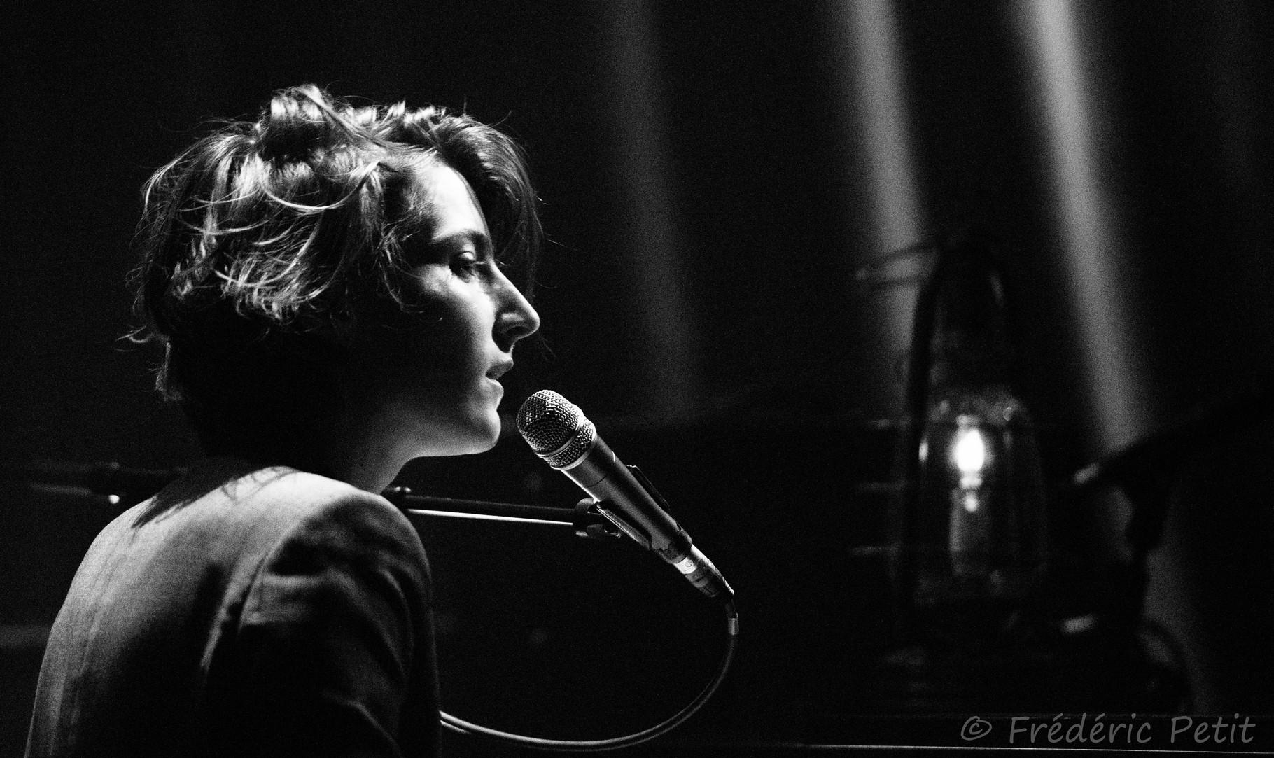 13 janvier 2015 - Mathilde Forget @ 3 Baudets