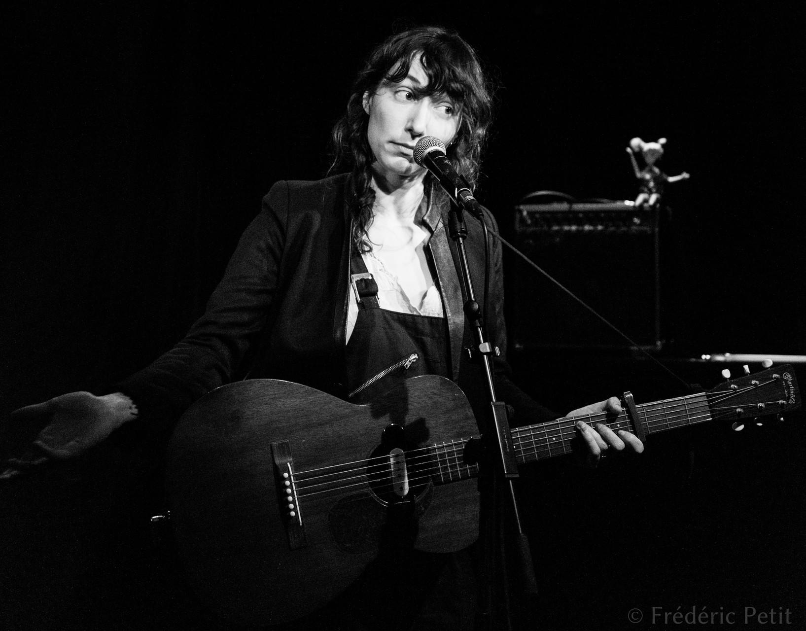 23 décembre 2015 - Camille Hardouin @ Limonaire