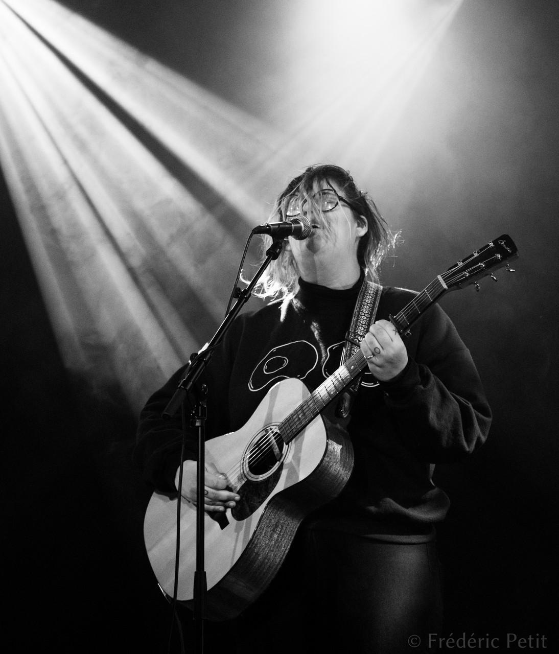 11 décembre 2015 - Safia Nolin @ Pan Piper (Showcases Pros du Festival Aurores Montréal)
