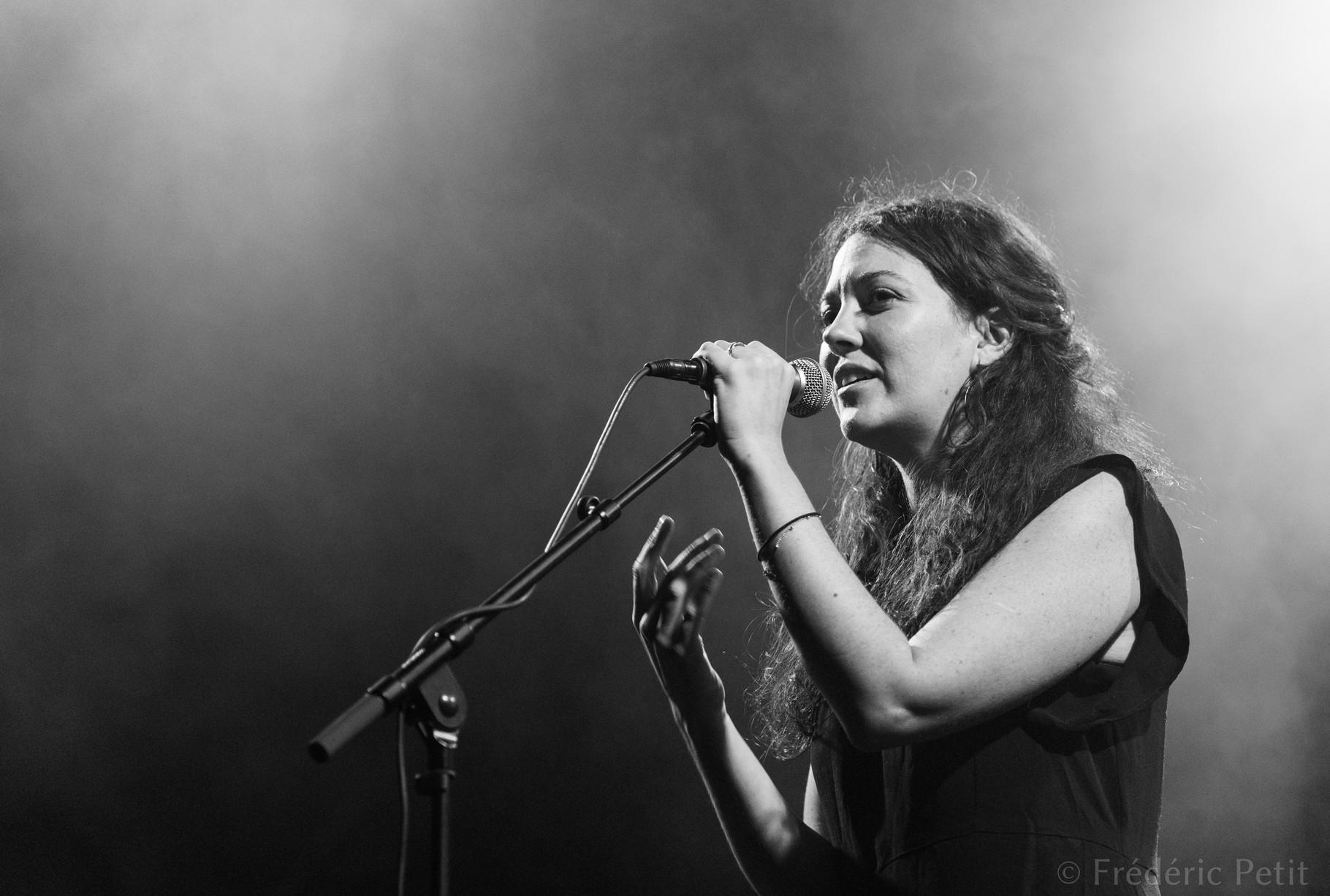 11 décembre 2015 - Alejandra Ribera @ Pan Piper (Showcases Pro du Festival Aurores Montréal)