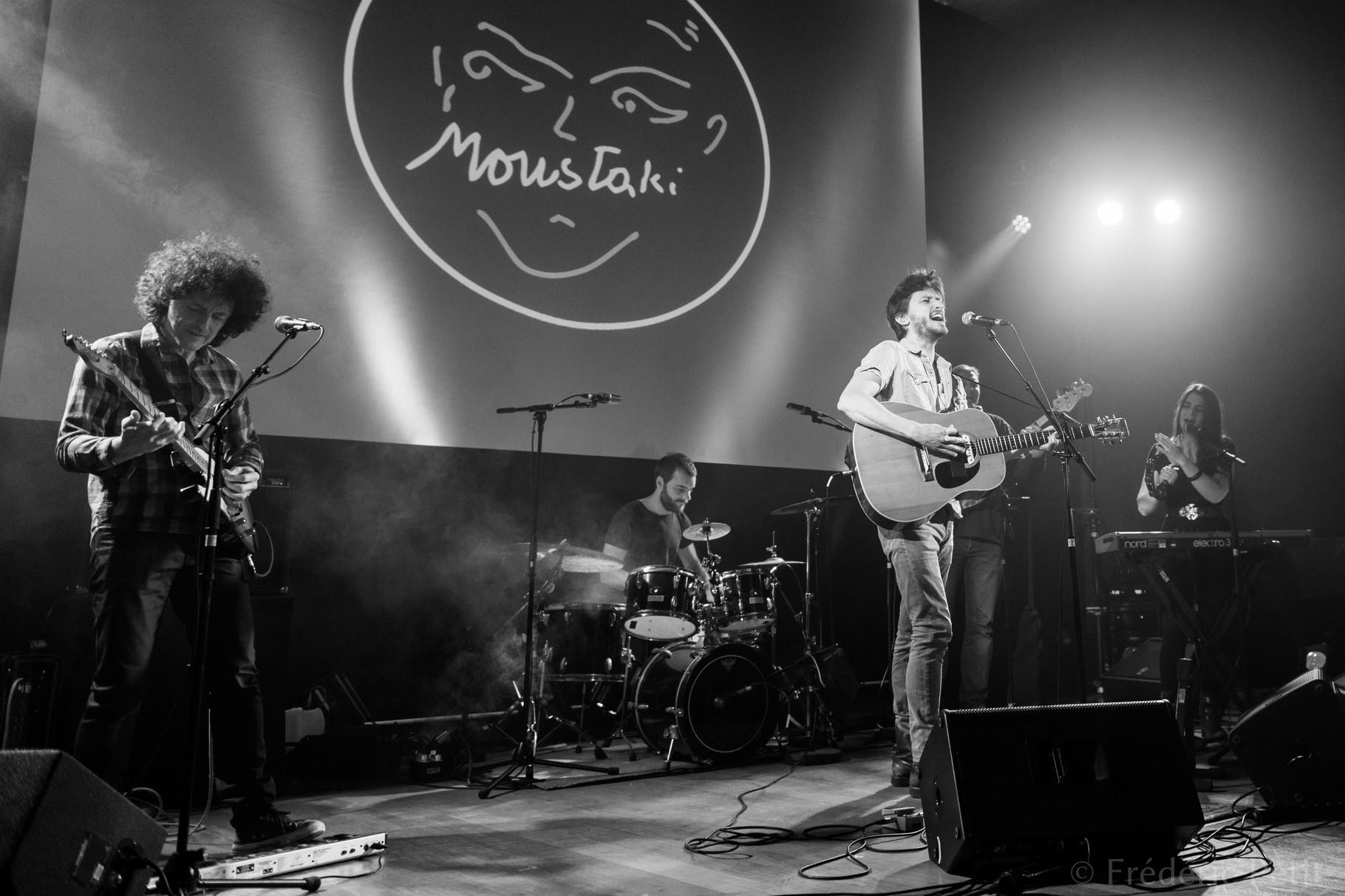 3 mars 2016 - Zo @ Centre Malesherbes (Prix Moustaki)