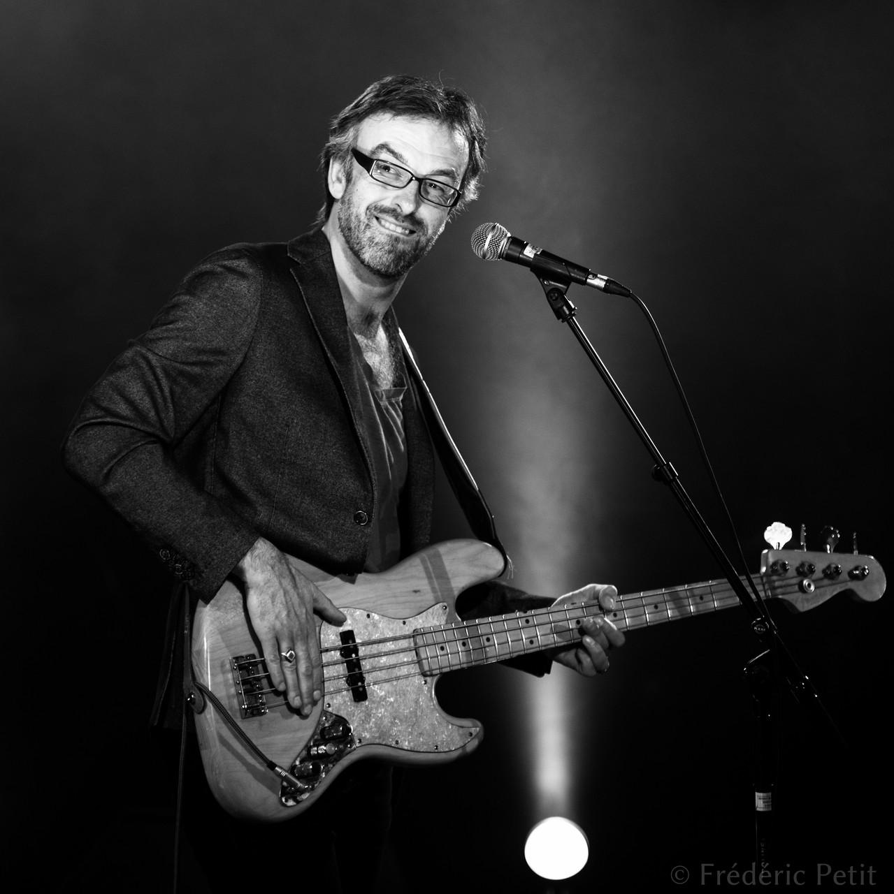 3 mars 2016 - François Puyalto @ Centre Malesherbes (Prix Moustaki)