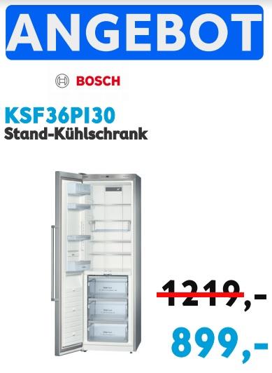 Bosch KSF36PI30 Kühlschrank