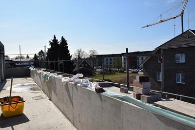 Baustelle Herrenbrümmer Zeven Mai 2021