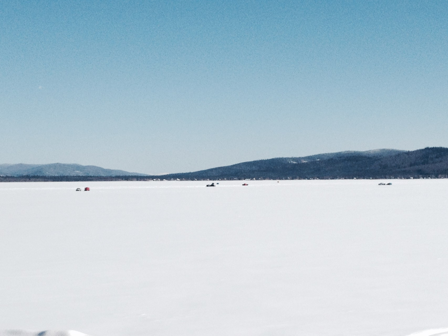 Ice Fishing 3-15-15