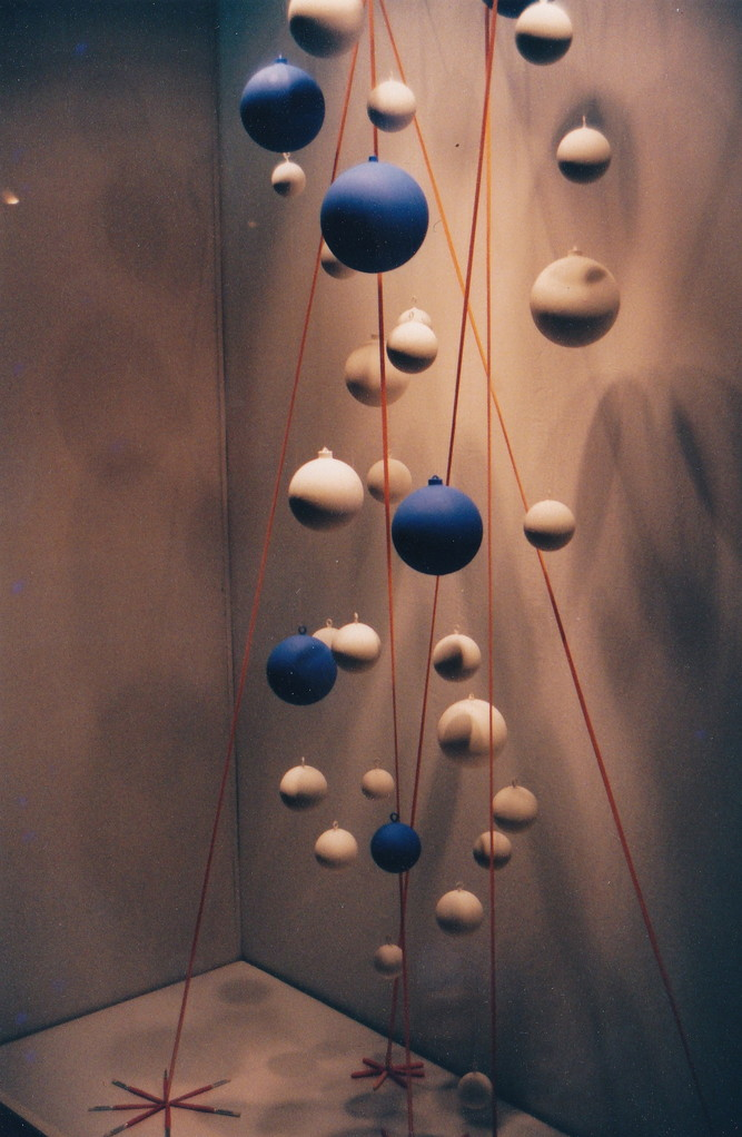 """ SUSPENSION V ""  1996"