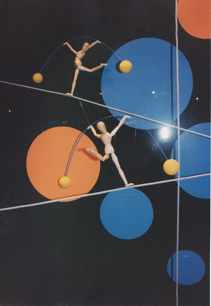 """ SUSPENSION IV ""  1995"