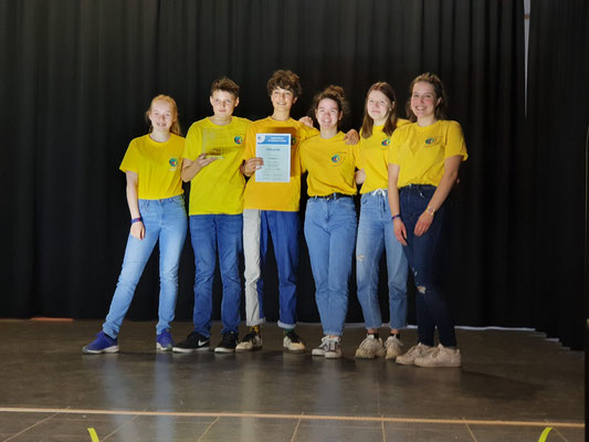Jugendrotkreuz Kreiswettbewerbe Februar 2020