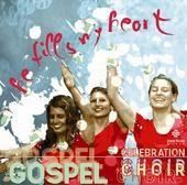 """Solistin bei der Gospel Celebration Choir CD """"He fills my heart"""""""