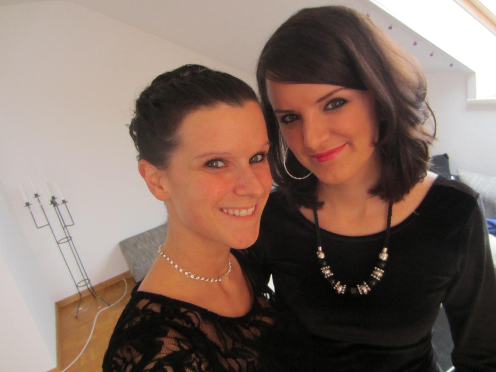 Mit meiner Sis <3