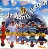 """Kinder-CD """"Salz kann fliegen"""" 1998 eine meiner ersten CD's"""