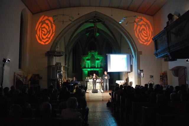 Wunderbare Athmosphäre in der Kuppinger Kirche