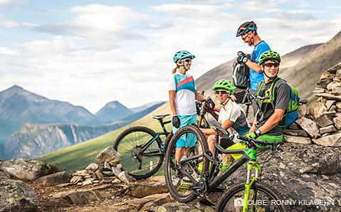 Lucky Star Sargans - Cube Bikes, Mountainbikes, Velos, E-Bikes, E-Mountainbikes, Downhill Bikes, Rennvelos & Kindervelos von Cube.