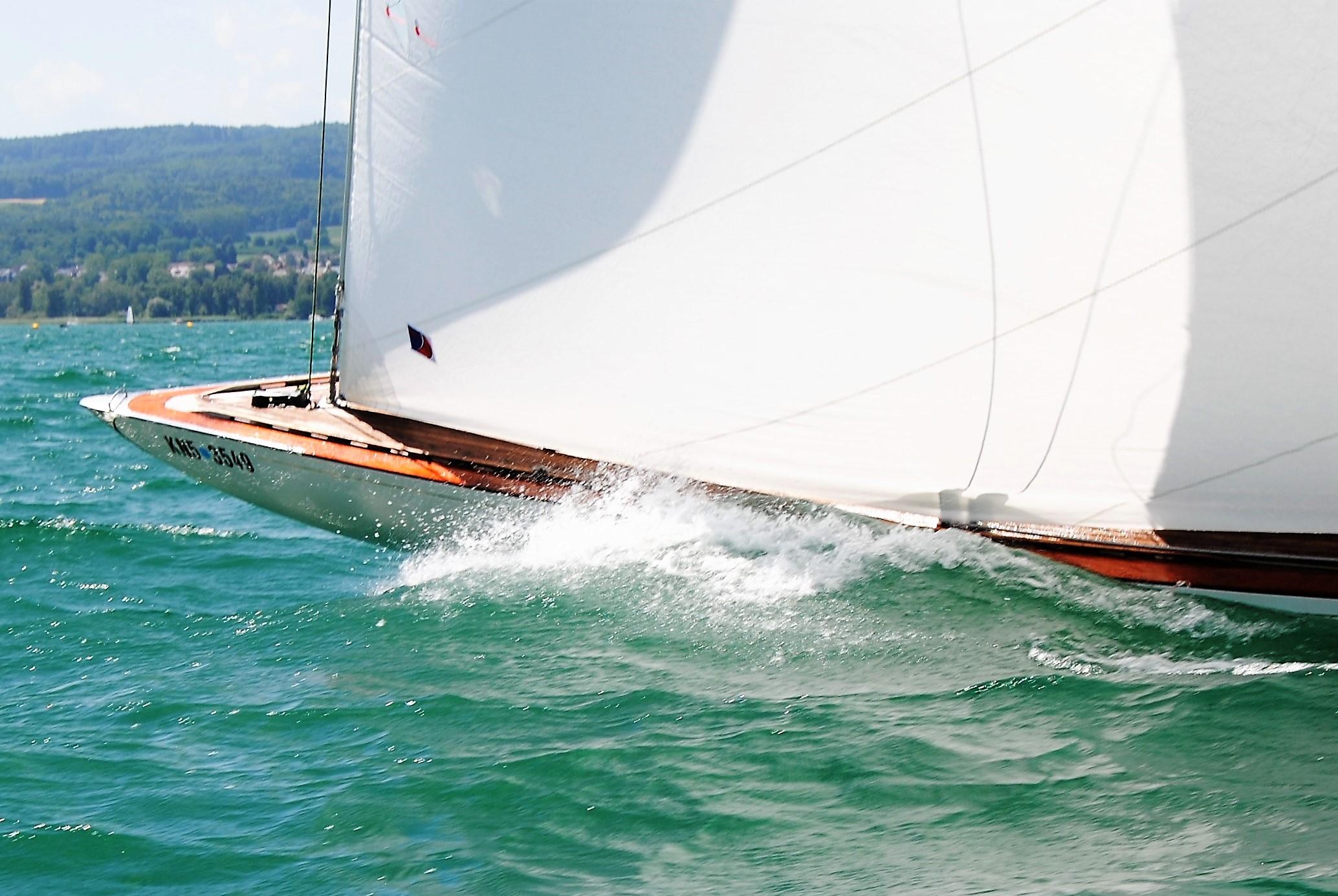 Wetterstation Standort Hafeneinfahrt Ycra Yacht Club Radolfzell E V