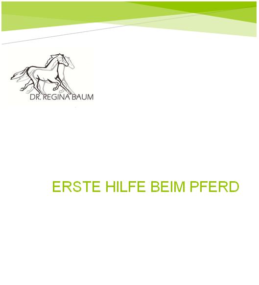 #13 - Erste Hilfe beim Pferd - Im Notfall informiert sein