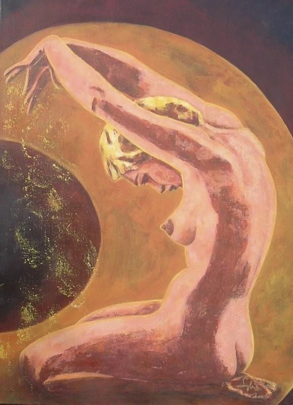 Honey moon - 60x80 - 2005