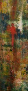 Seul flou - 180x60 - 2013