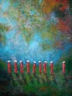 Les moissoneuses - 160x140 - 2012