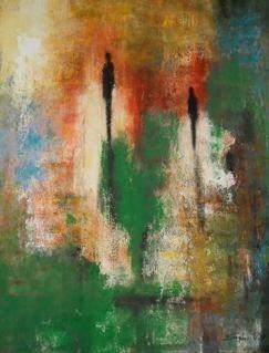 Résurrection -  140x120 - 2012
