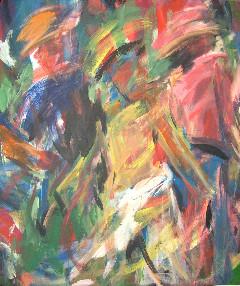 Tous pressés - 120x140 - 2009