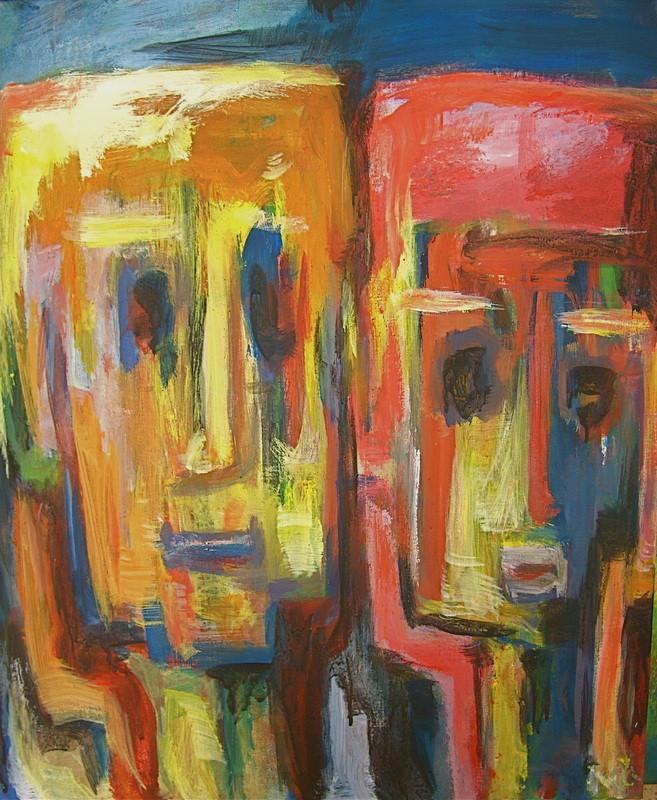 Dubitatifs - 60x50 - 2011