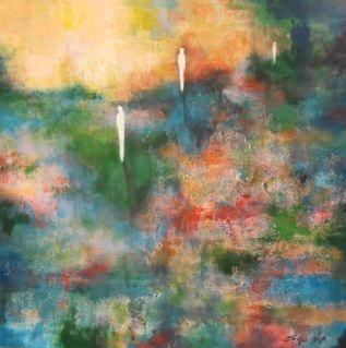 Chacun pour soi - 120x120 - 2012