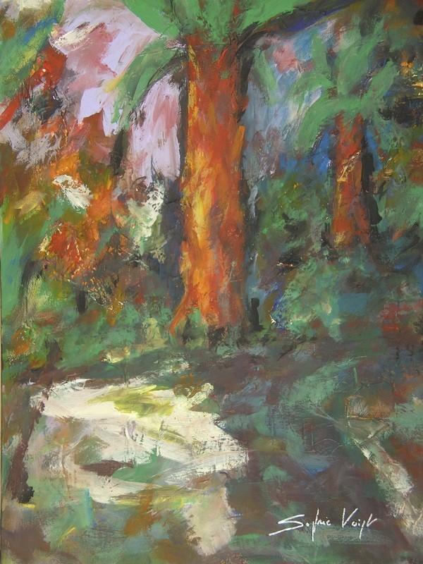 Palmiers - 50x70 - 2010