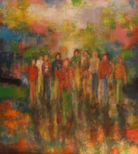 Les copains - 180x160 - 2013