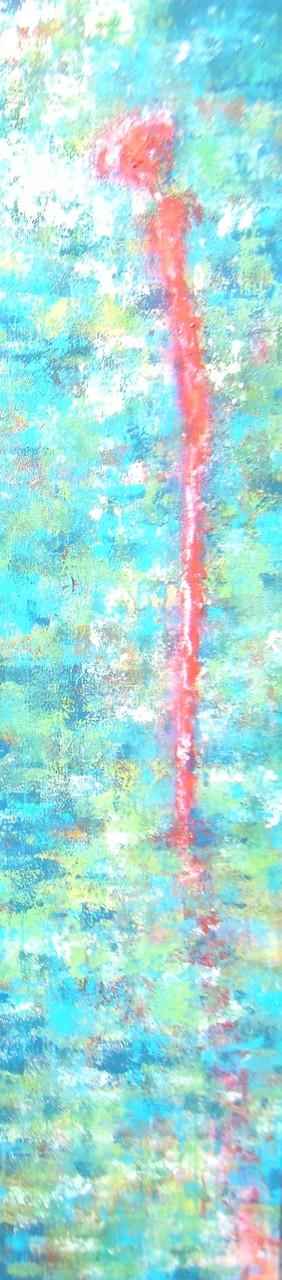 Humaine nature - 180x40 - 2014