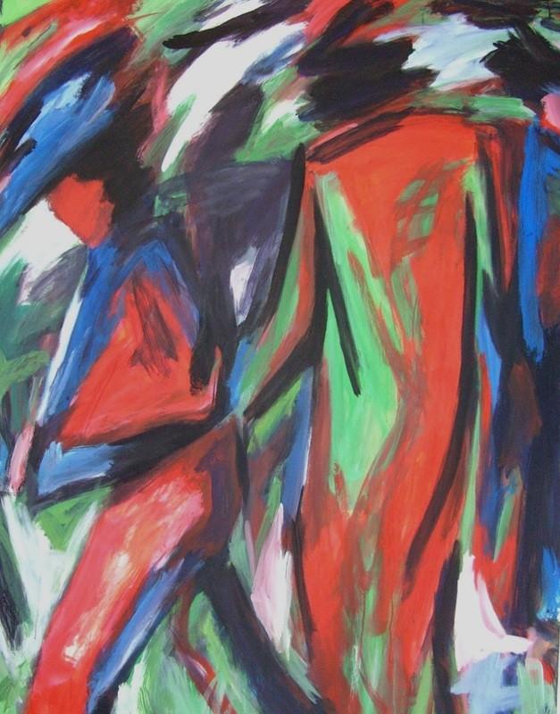 Balade - 140x160 - 2009