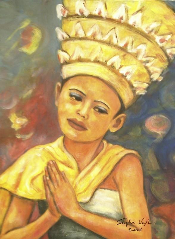 Enfant des Indes - 60x80 - 2010