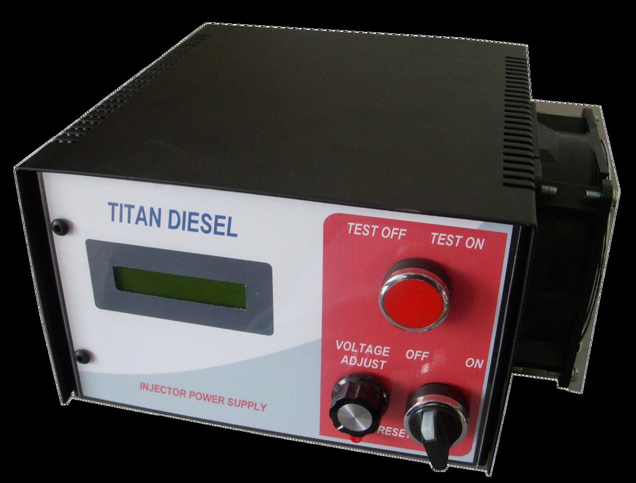 Injector Rebuild Tools - TITAN DIESEL FUEL INJECTION