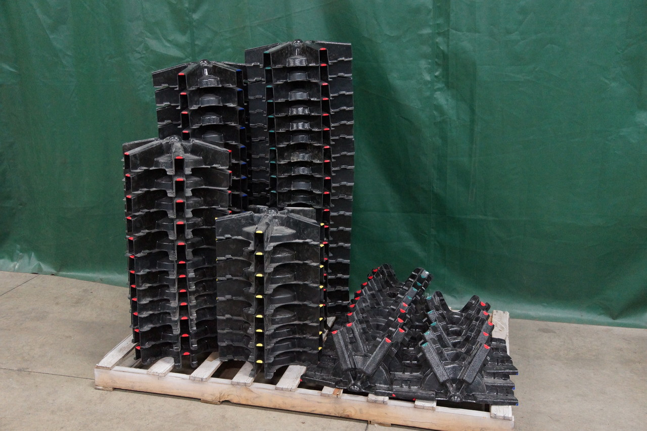 3v 2x4 Wood Strut Geodesic Hub Kit