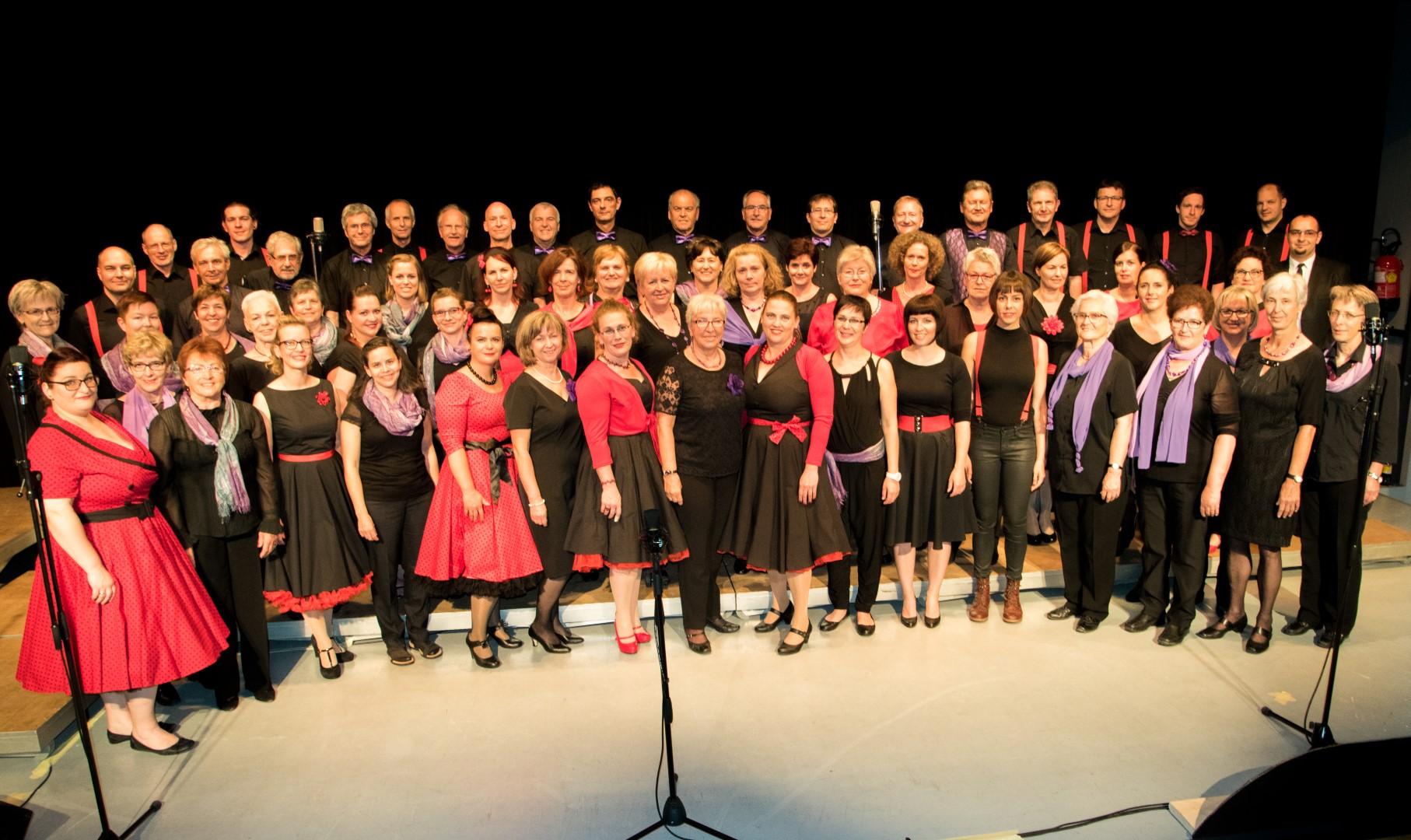 Konzert Juni 2016 mit Männer-und Frauenchor Frastanz, Adalbert-Welte-Saal, Frastanz