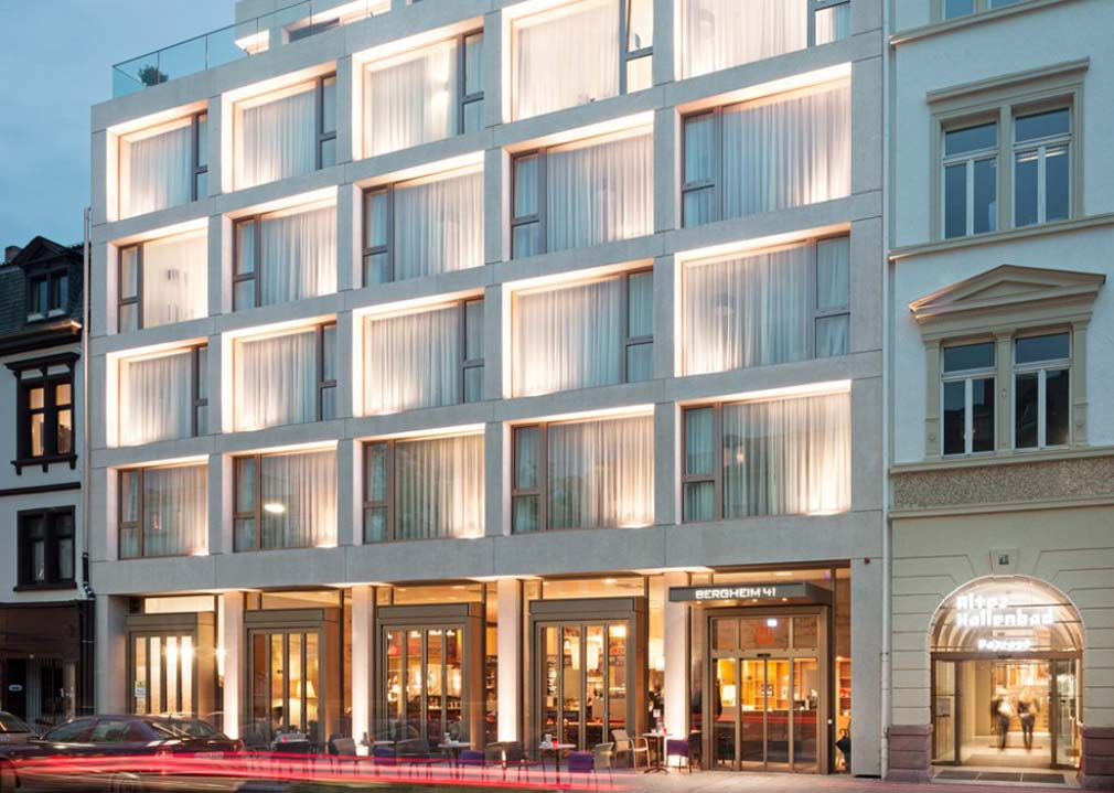 Heidelberg Hotel Bergheim 41 2013