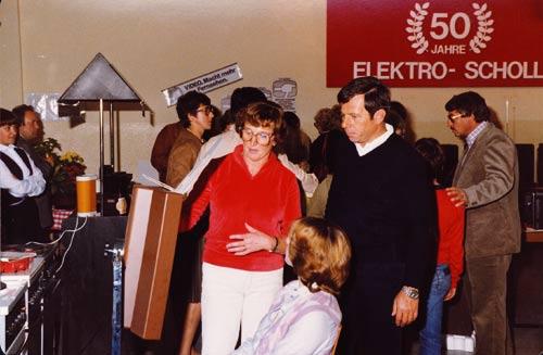 Viele Interessenten besuchten die Ausstellung
