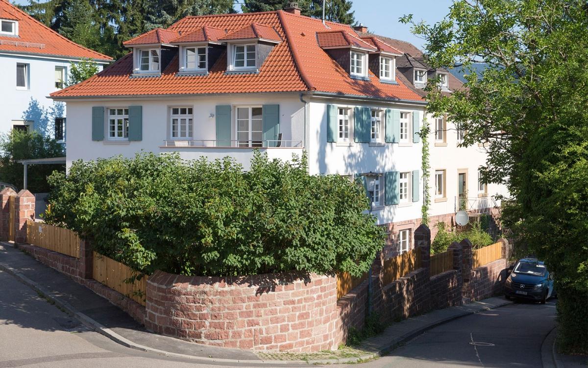 Wohnhaus mit vier Wohnungen - Heidelberg  2017