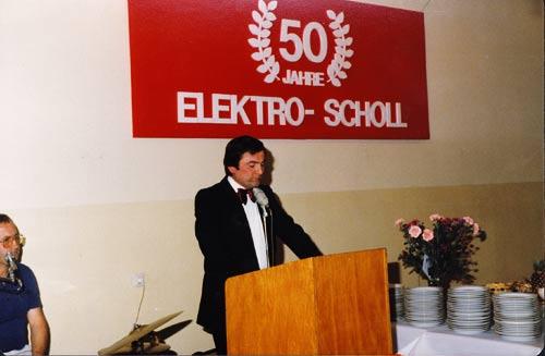 Rede von Viktor Hermann Scholl