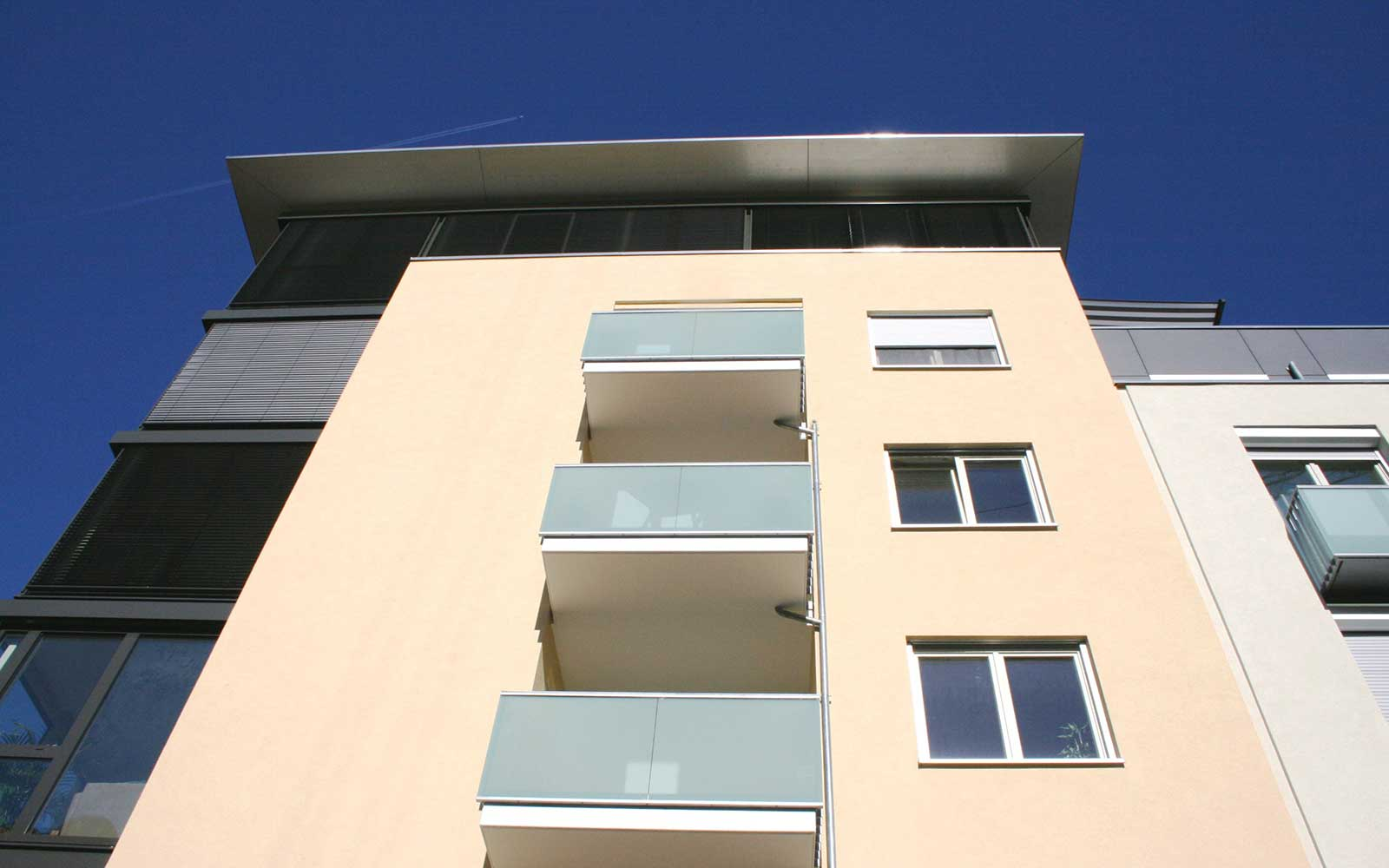 Mehrfamilienhaus in Heidelberg-Neuenheim 2012