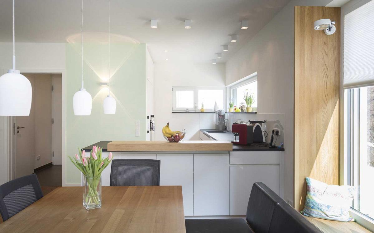 Neus Wohnhaus und Sanierung Villa Heidelberg